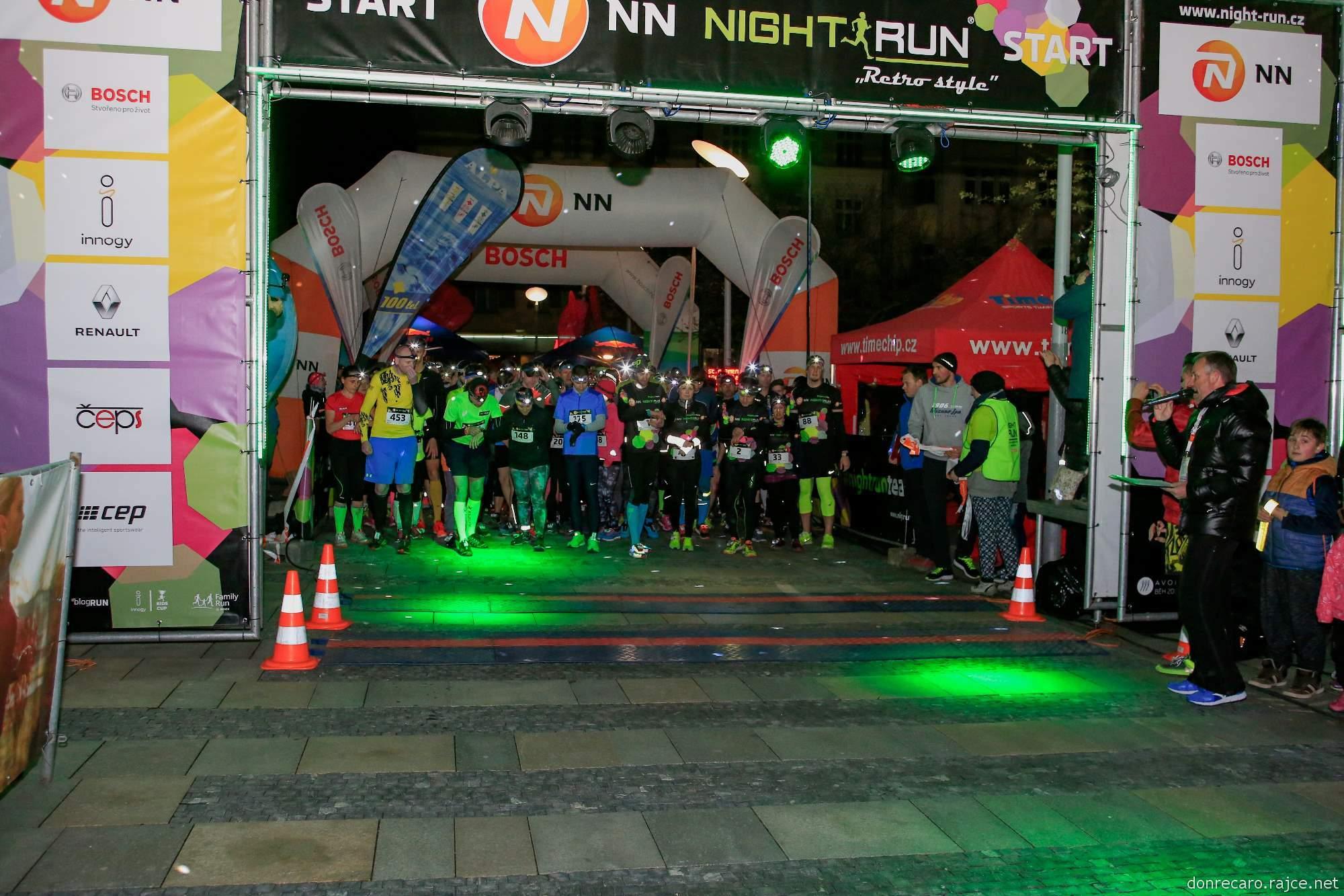 Night Run Ostrava 2017